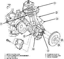 2000 Dodge Stratus Repair Guide