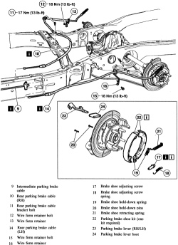 Ford explorer brakes abs technical service