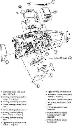 97 F150 Under Dash Wiring Diagram, 97, Get Free Image