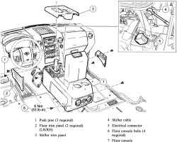 schematics and diagrams: How to Replace Heater Core On