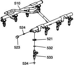 7 3 Powerstroke Fuel Regulator 97 Ford Diesel Fuel