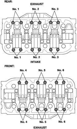 2002 Acura Tl Intake Valve Manual