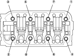 schematics and diagrams: 2008 Honda odyssey cylinder head