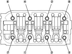 schematics and diagrams: 2008 Honda odyssey cylinder head