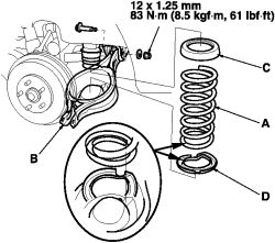 2001 Honda Odyssey Rear Suspension Diagram Html