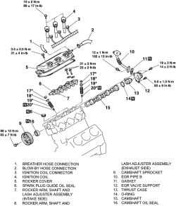 1999 Chevrolet Truck Silverado 1500 4WD 5.3L MFI OHV 8cyl