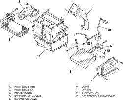 Replace heater core on Mitsubishi ~Owner Pdf Manual