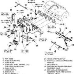 1998 Mitsubishi Eclipse Radio Wiring Diagram Ibanez Rg Repair Guides Engine Mechanical Components Intake Manifold 2 Click Image To See An Enlarged View