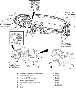 Mazda Miata Dash Wiring Diagram 96, Mazda, Free Engine