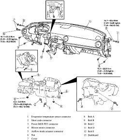 Vacuum Hose: Vacuum Hose Mazda Tribute
