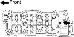 Cylinder Head Removal on toyota Sienna ~ Your Owner Manual