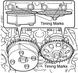 Procedure for 2002 Toyota Camry head gasket replacement.