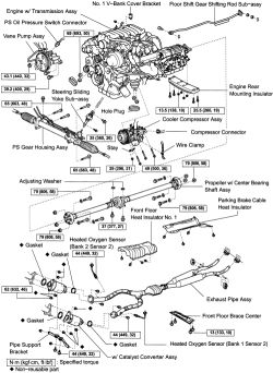 Is300 O2 Sensor Wiring Diagram Repair Guides Engine Mechanical Components Engine 1