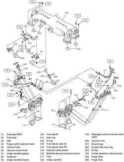 Subaru Engine Leaks Cadillac Engine Leaks Wiring Diagram
