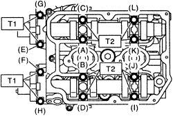 Subaru 2 5 Engine Camshaft Bolts, Subaru, Free Engine