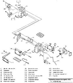 Ford Ranger Stereo Wiring Diagram In Addition 1988 2004
