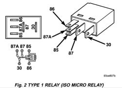 schematics and diagrams: How to test ASD relay on 2000