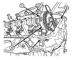 schematics and diagrams: How to test camshaft position