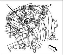 Purge Valve Fuel Tank Pressure Sensor Water Bubbler Air