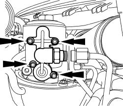 1998 Lincoln Truck Navigator 4WD 5.4L FI SOHC 8cyl