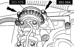 Ford 4.0 sohc cam timing procedure