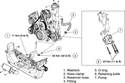 2008 Mazda Truck CX-7 AWD 2.3L MFI Turbo DOHC 4cyl