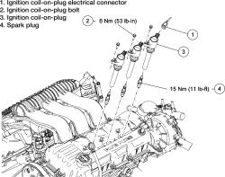 Ford 500 Camshaft Position Sensor Diagram