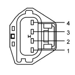 Ford Freestyle Fuel Rail Pressure Sensor