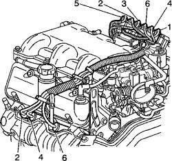 1981 Chevrolet Truck C20 3/4 ton P/U 2WD 5.7L 4BL OHV 8cyl