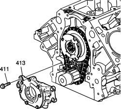 2005 Chevy Suburban 53 Literme That The Oil Pump Is On