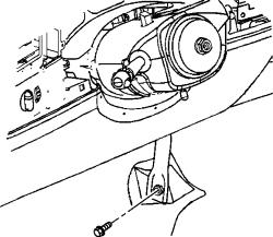 how do you remove the dash on 2004 silverado
