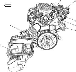 1994 GMC Truck C1500 1/2 ton Sub 2WD 5.7L TBI OHV 8cyl