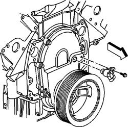 Service manual [1998 Gmc Suburban 2500 Cam Installation