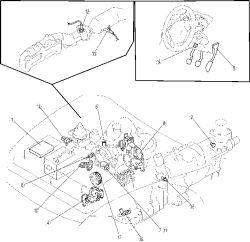 2003 Ford Ranger Sensor Locations, 2003, Free Engine Image