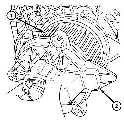 Chrysler Cirrus Compressor, Chrysler, Free Engine Image