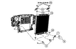 Ford f 250 07 f 250 deisle 6.0 how to change serpinten be