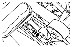 1997 Nissan/Datsun Truck Pathfinder 2WD 3.3L MFI SOHC 6cyl
