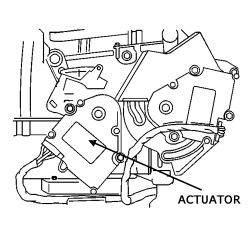 1990 Acura Integra Fuel Wiring Diagram Repair Guides Air Mix Mode Actuator Blend Door