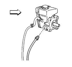 Pontiac Montana how do I change an alternator on a 2002