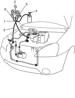 Service manual [2002 Suzuki Aerio Mode Actuator