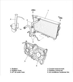 Kia Amanti Engine, Kia, Free Engine Image For User Manual
