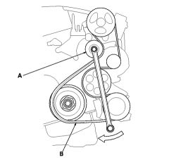 Service manual [2011 Honda Cr V Timing Belt Replacement