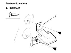 Mustang Door Lock Actuator Mustang Trunk Lid Wiring