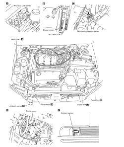 2000 Infiniti I30 Wiring Diagram