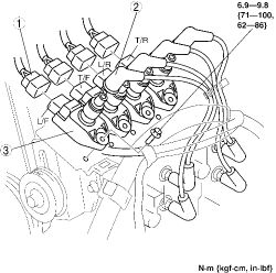 Mazda Rx 8 Spark Plug And Spark Plug Wire Install Guide