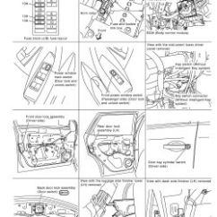 Wiring Diagram Power Window Switch Peugeot 407 | Repair Guides Interior Locks & Lock Systems Autozone.com