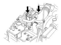 2001 Honda passport throttle body