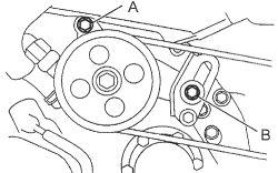 schematics and diagrams: 2000 Toyota Sienna serpentine
