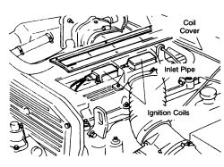 2002 Kia Sportage having mulitple misfires on cylinders 1