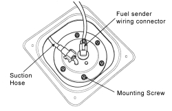 HowToRepairGuide.com: How to replace Fuel Level Sending
